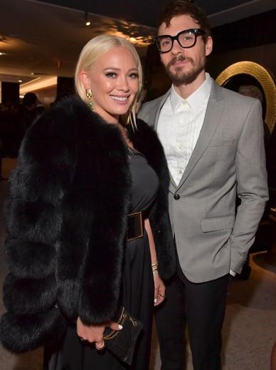 Hilary Duff pričakuje tretjega otroka, ki je tudi drugi otrok z možem Matthew Koma.