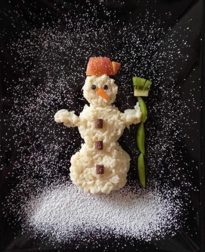 Igrajte se s teksturami ... (FOTO: Mamina pravljična kuhinja)