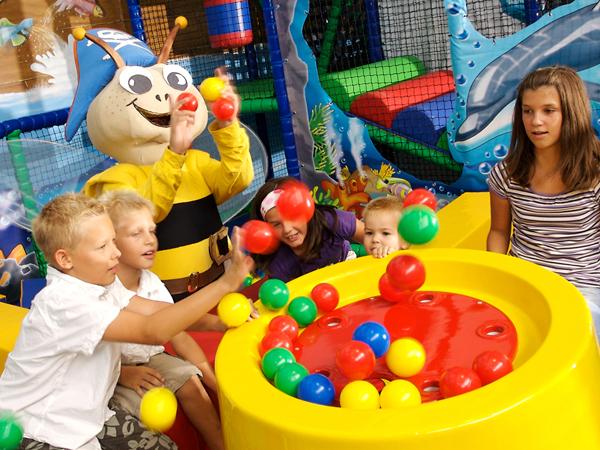 otroški park bumbar