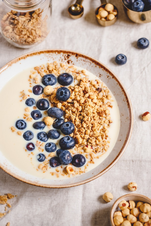jogurt i lešnici