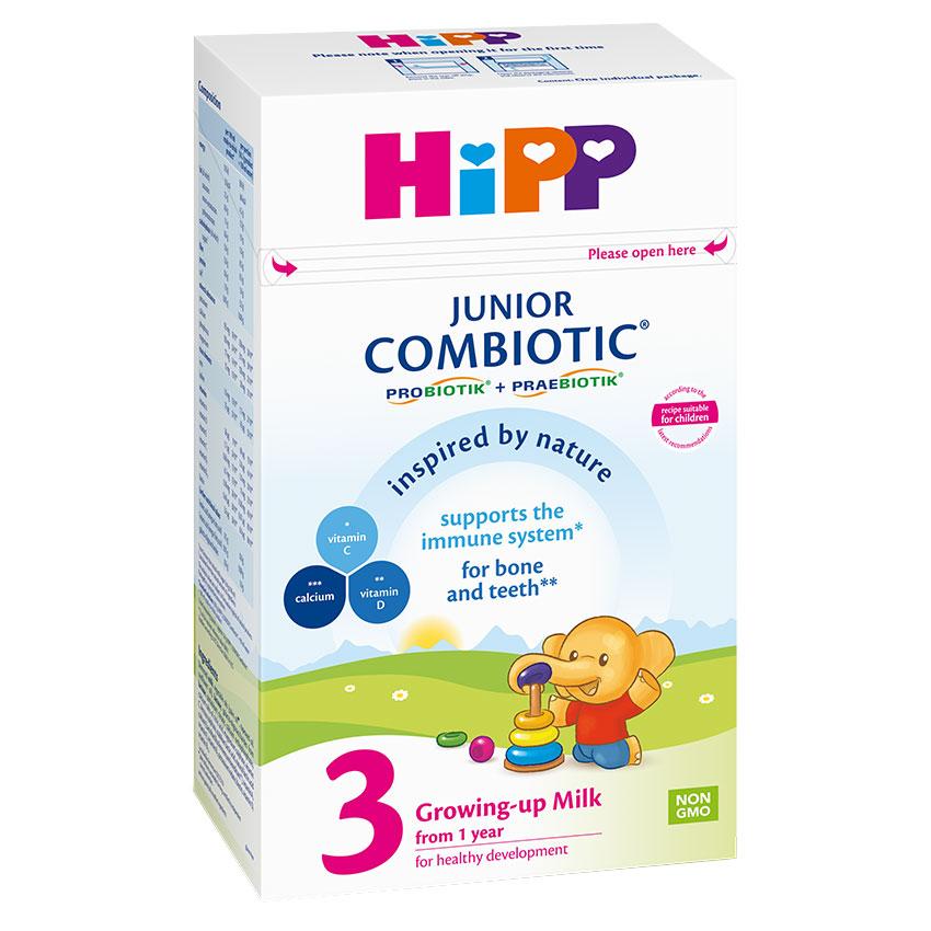 HiPP 3 Junior Combiotic® Milk