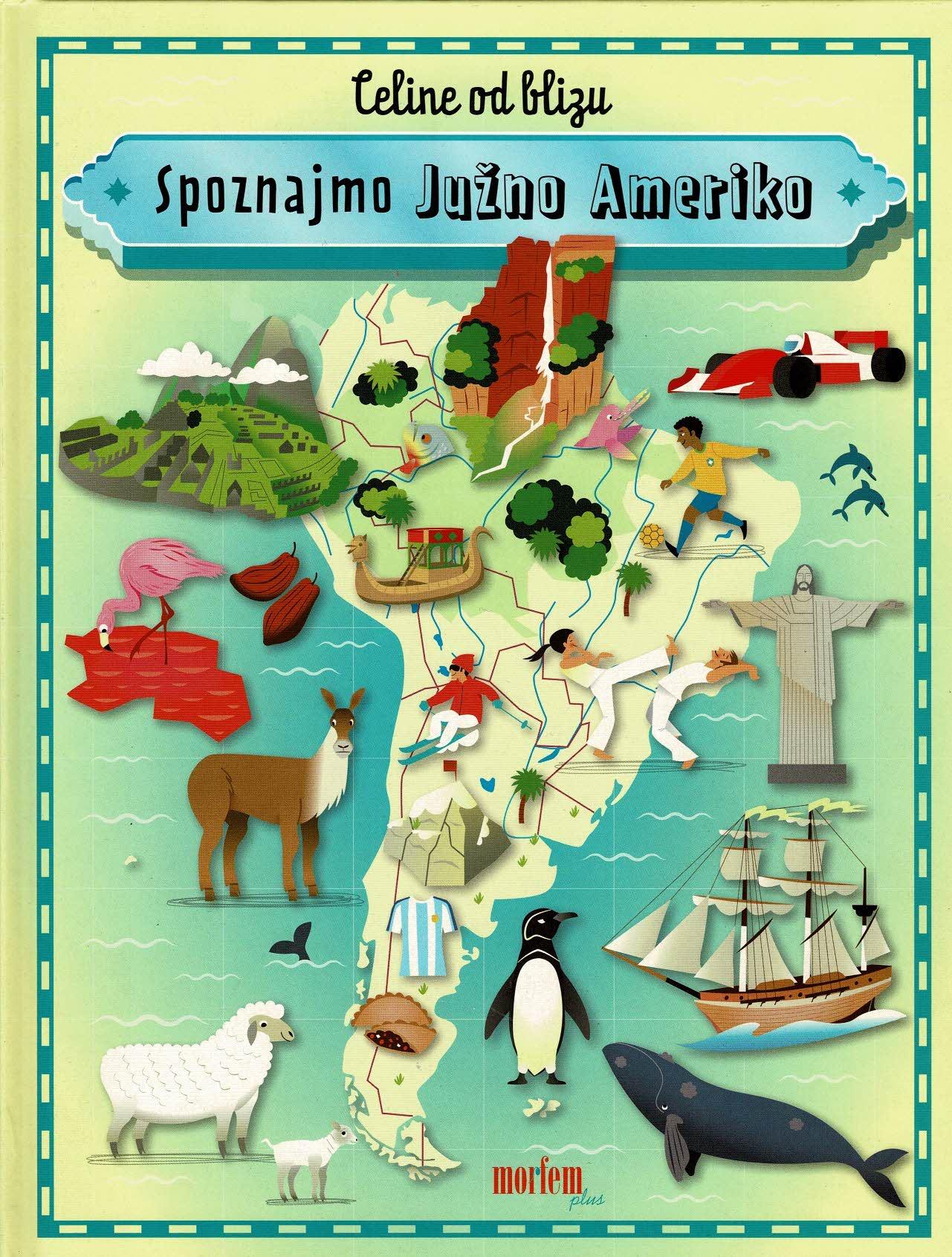 Spoznajmo južno Ameriko