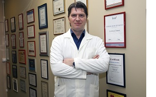 doc.dr sci.med. Srđan Tanasilović