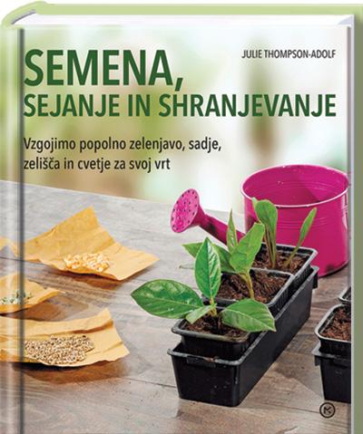 Semena, sejanje in shranjevanje