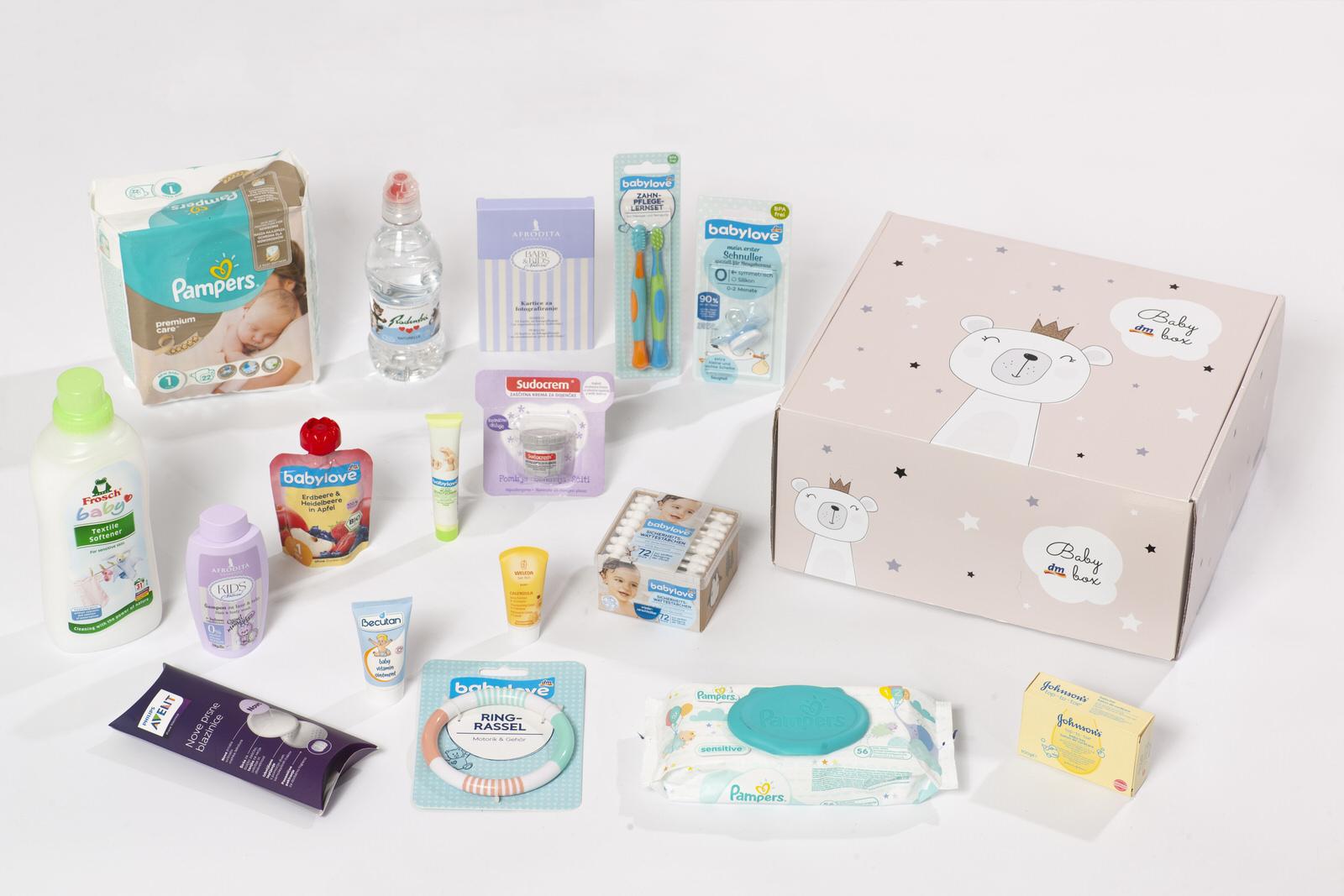 dm baby box