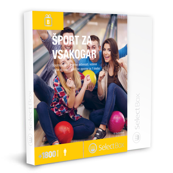 SelectBox Šport