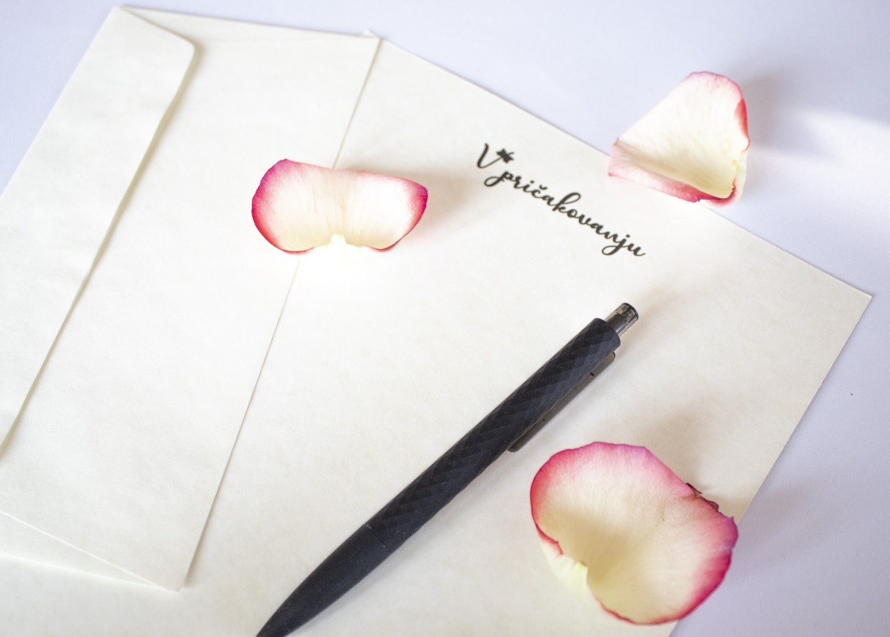 ljubezensko pismo