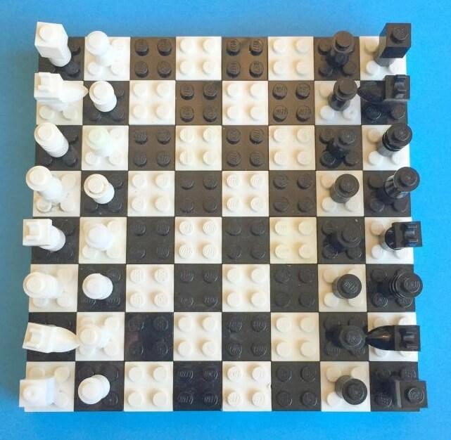 lego šah