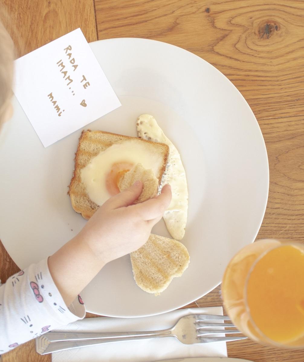 valentinov zajtrk