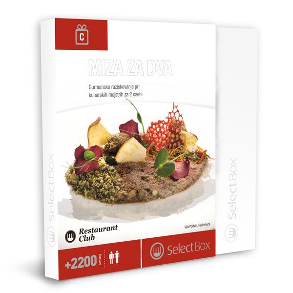 SelectBox Gourmet