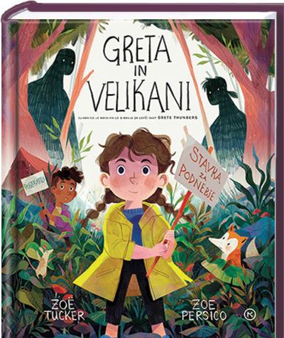 Greta in velikani