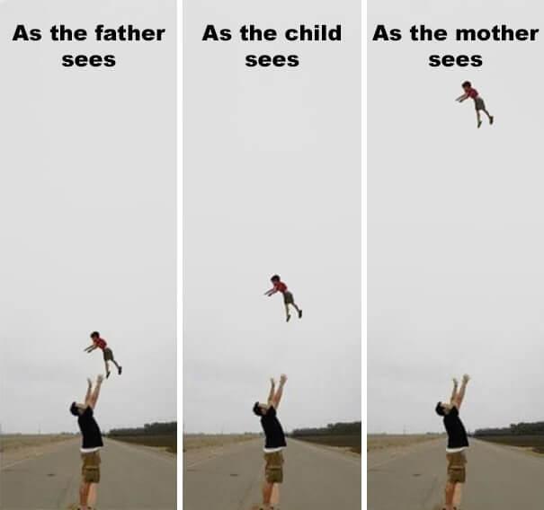 zaščitniška mama