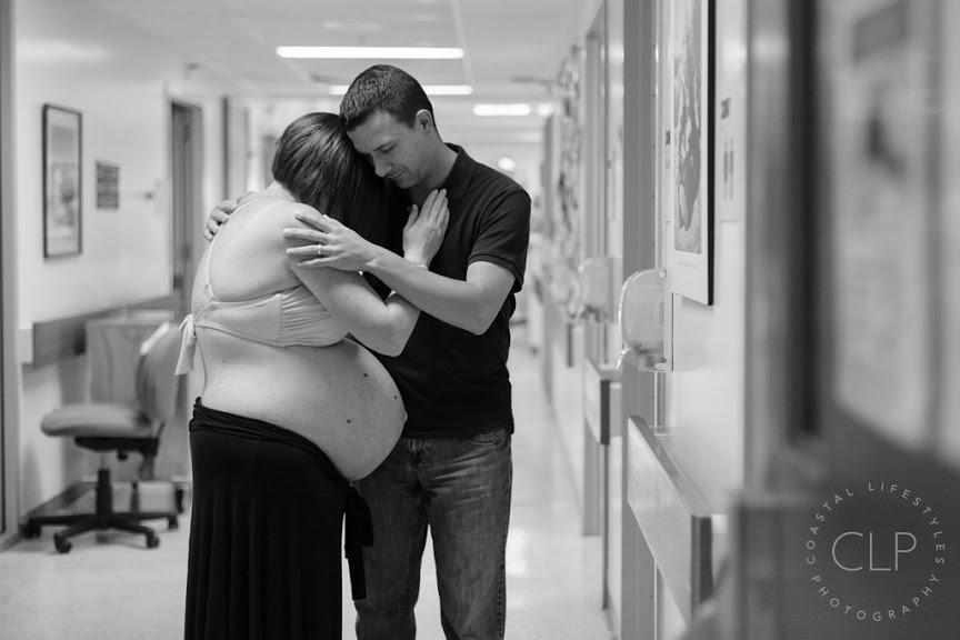 Tate na porodu