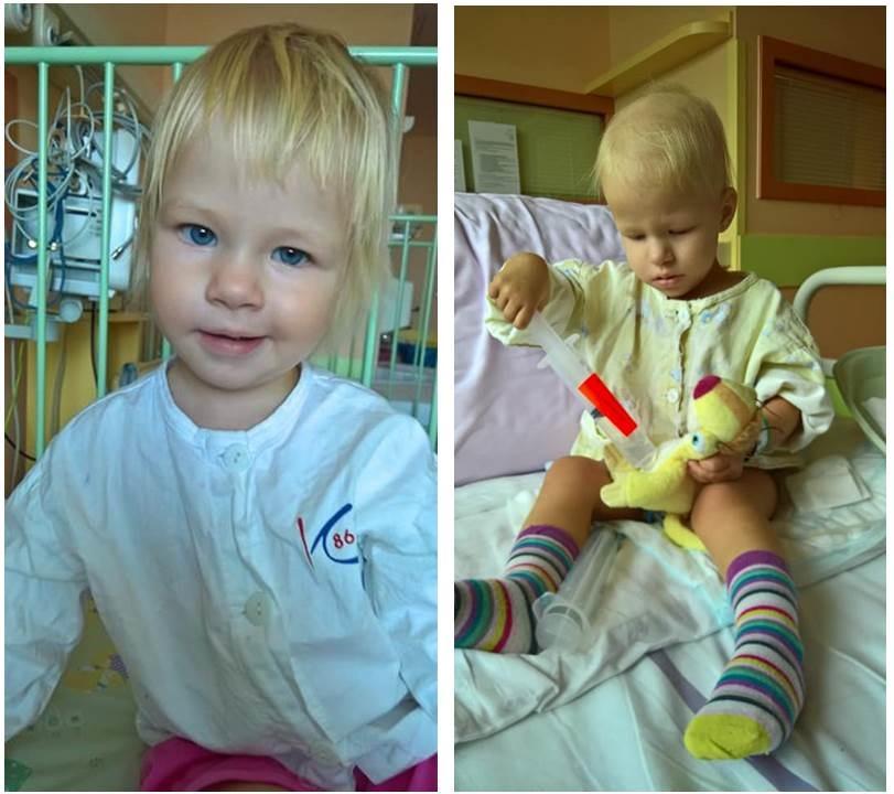 rak pri otroku