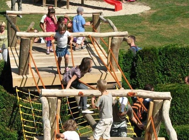 Otroško igrišče Arboretum