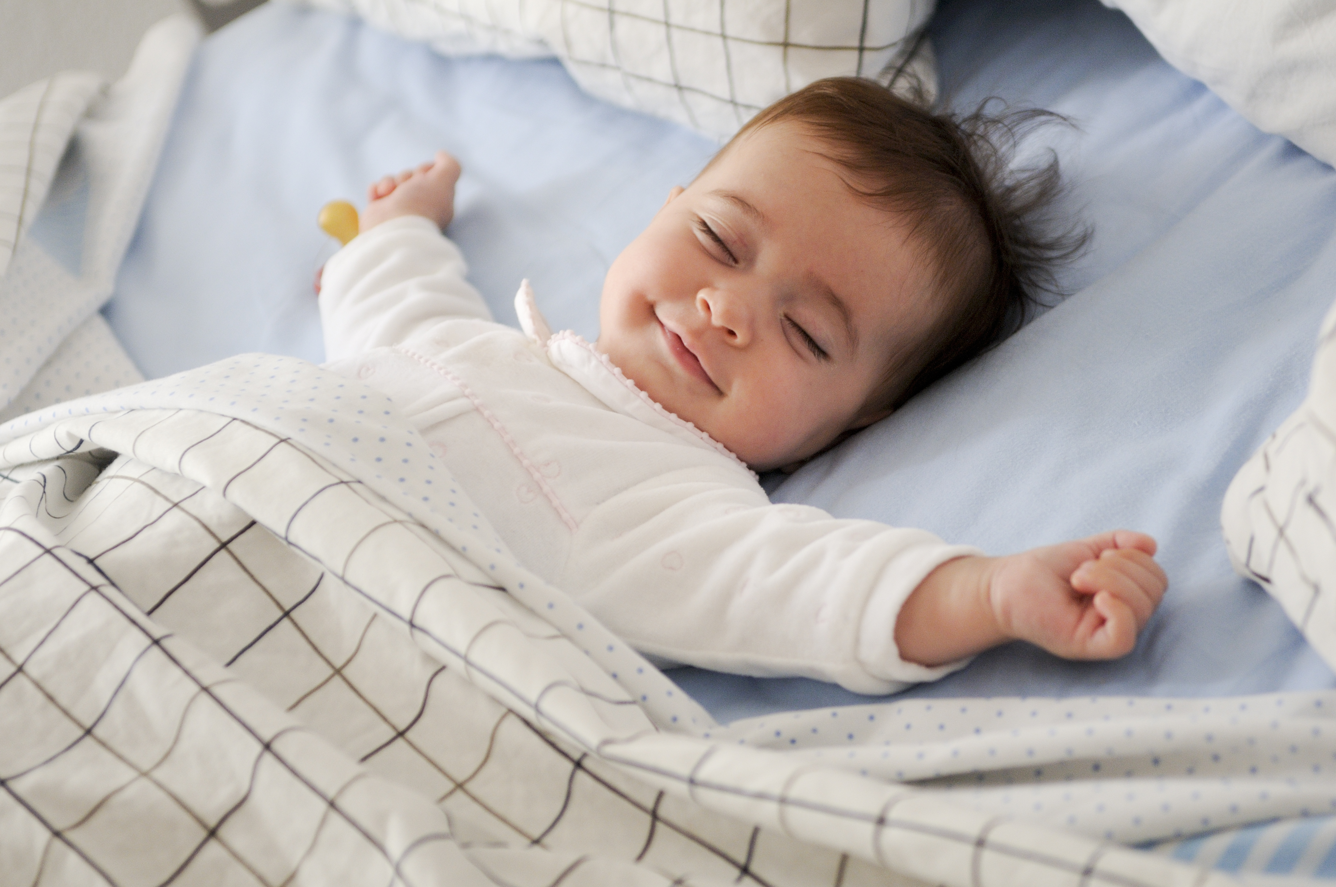 dojenčki in probiotiki