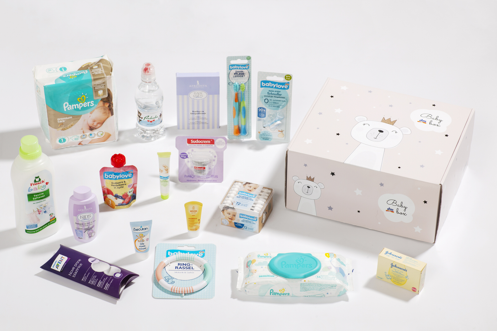 izdelki za novorojenčka
