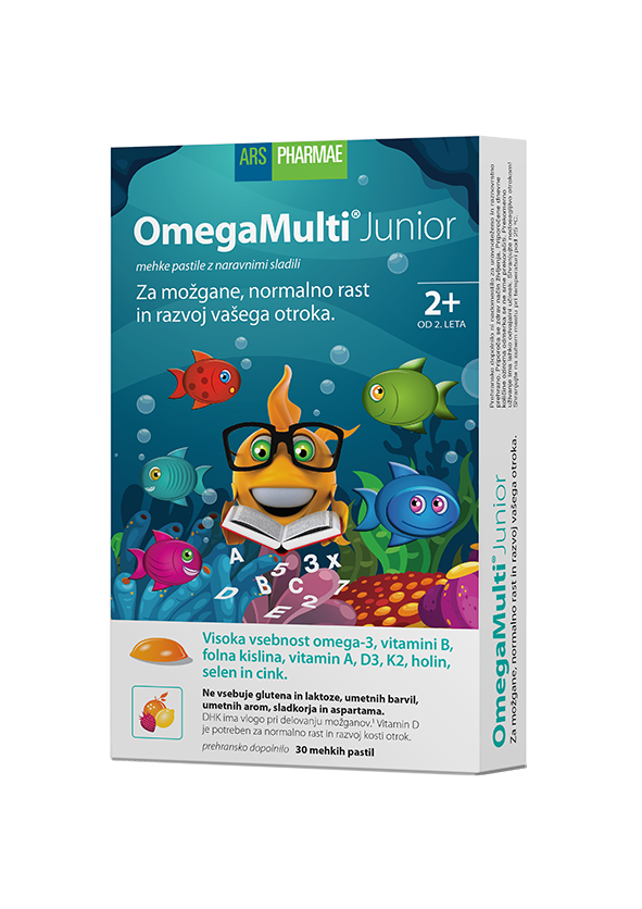 omega multijunior