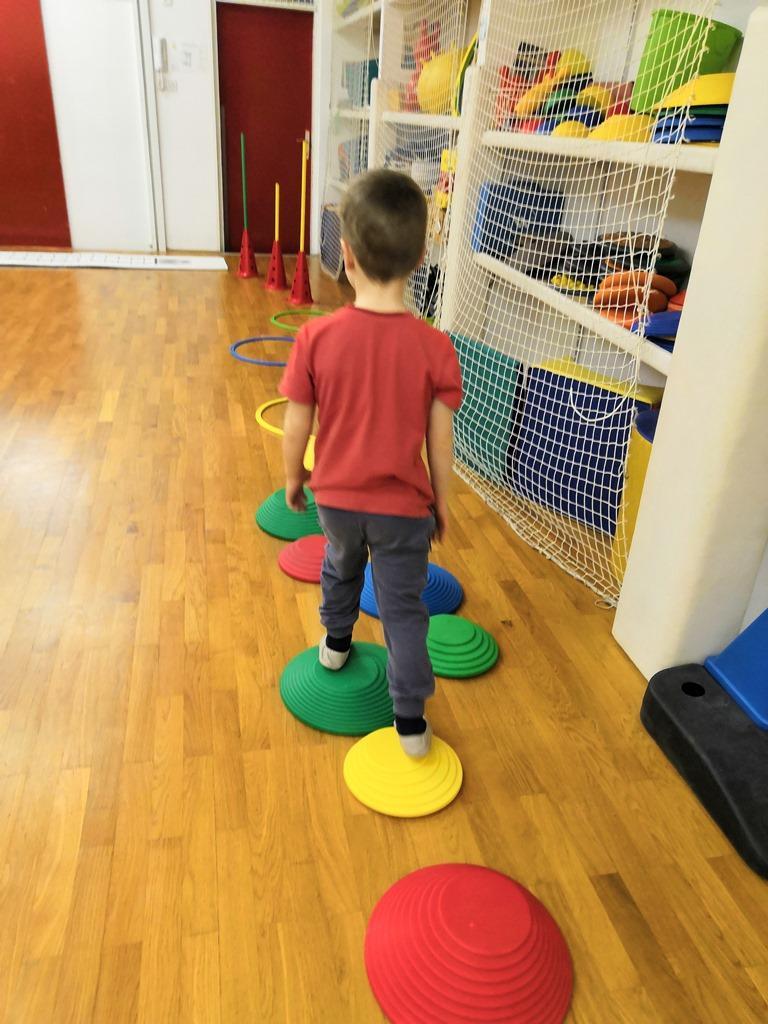 vadba za otroke