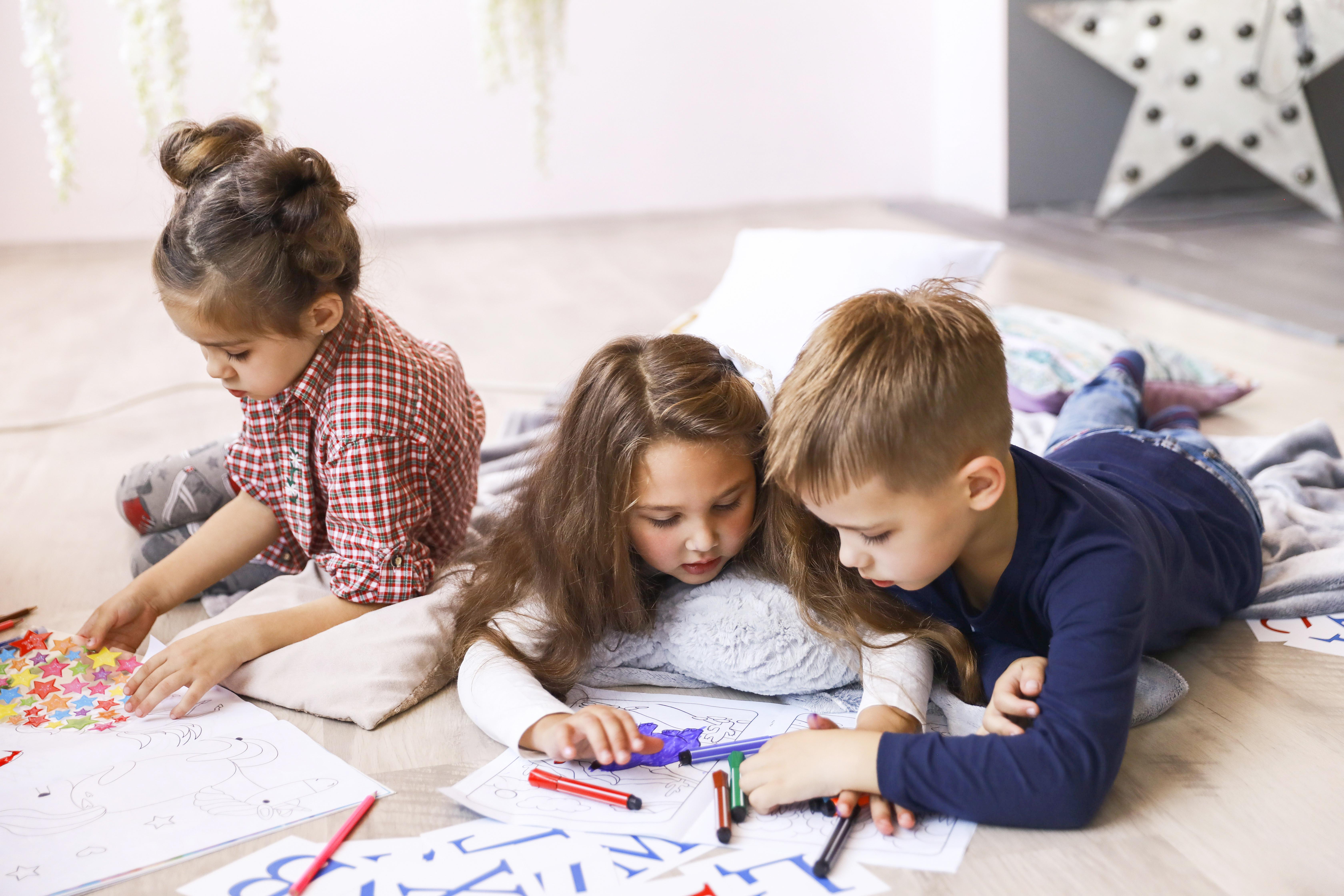 risanje z otroci