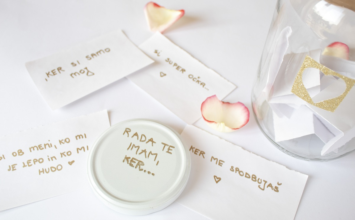 ideja za valentinovo