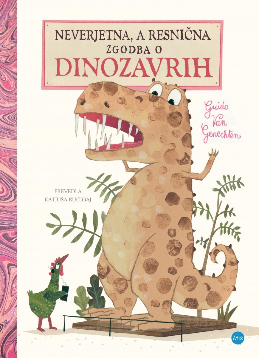 Neverjetna zgodba o dinozavrih