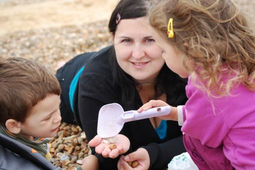 Jelena sa dečicom, 2010.