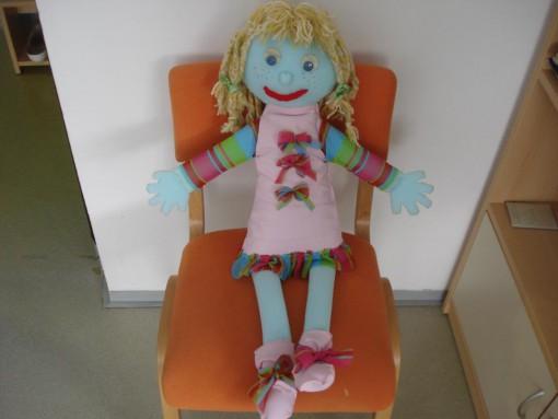 Lutka devojčica