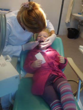 Kod zubara za lep osmeh